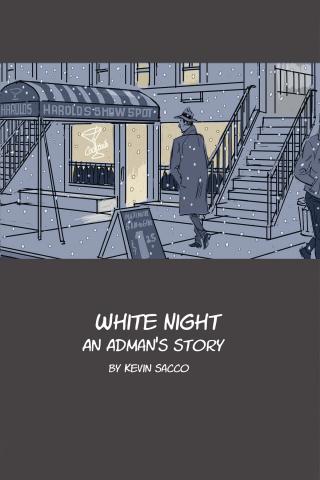 White Night: An Adman's Story