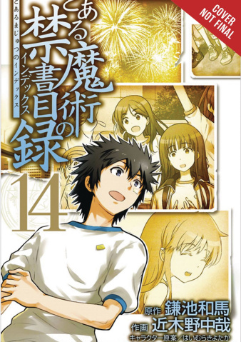 A Certain Magical Index Vol. 14