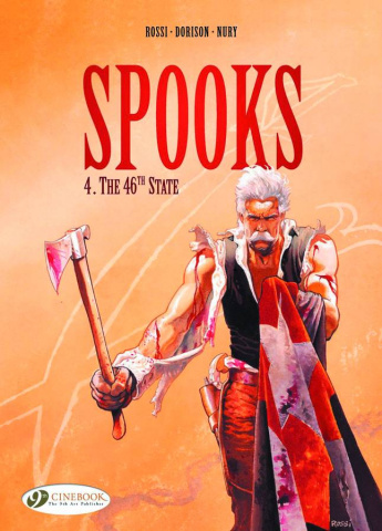 Spooks Vol. 4: the 46th State