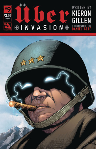 Über: Invasion #9