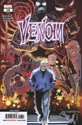 Venom #16 (2nd Printing)
