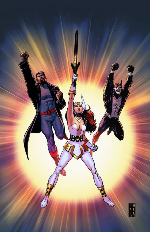 JLA: Gods and Monsters #1