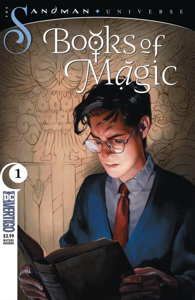 Books of Magic #1