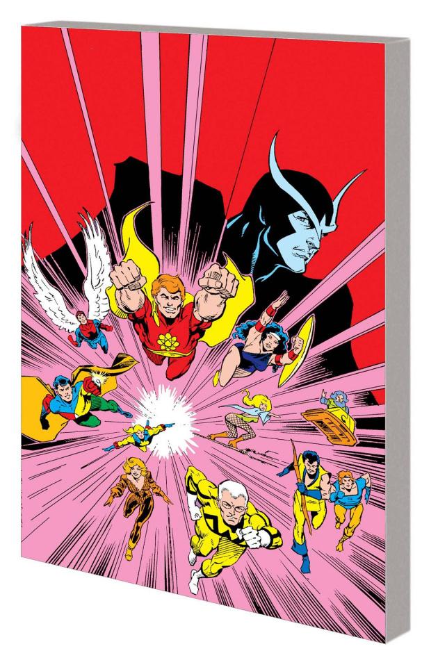Squadron Supreme (Hall Cover)