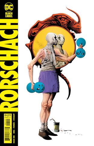 Rorschach #1 (Jae Lee Cover)