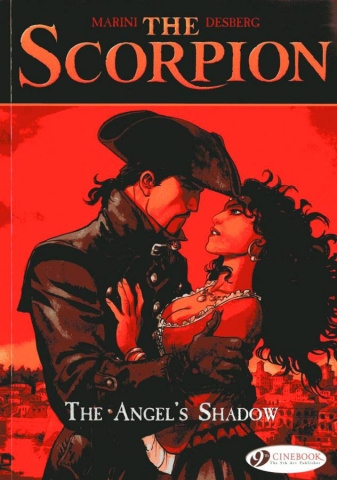 The Scorpion Vol. 6: The Angels Shadow