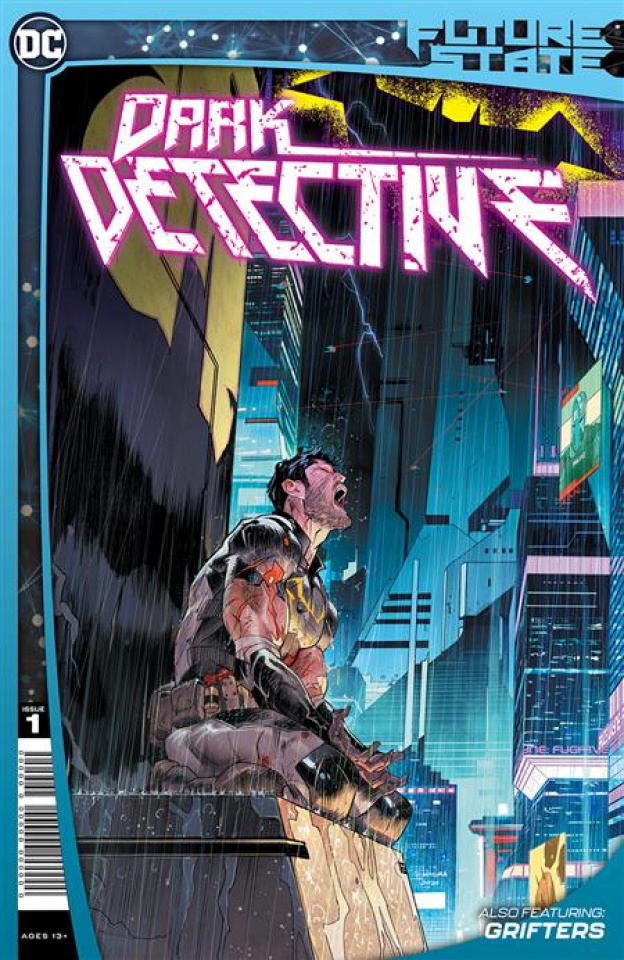 Future State: Dark Detective #1 (Dan Mora Cover)