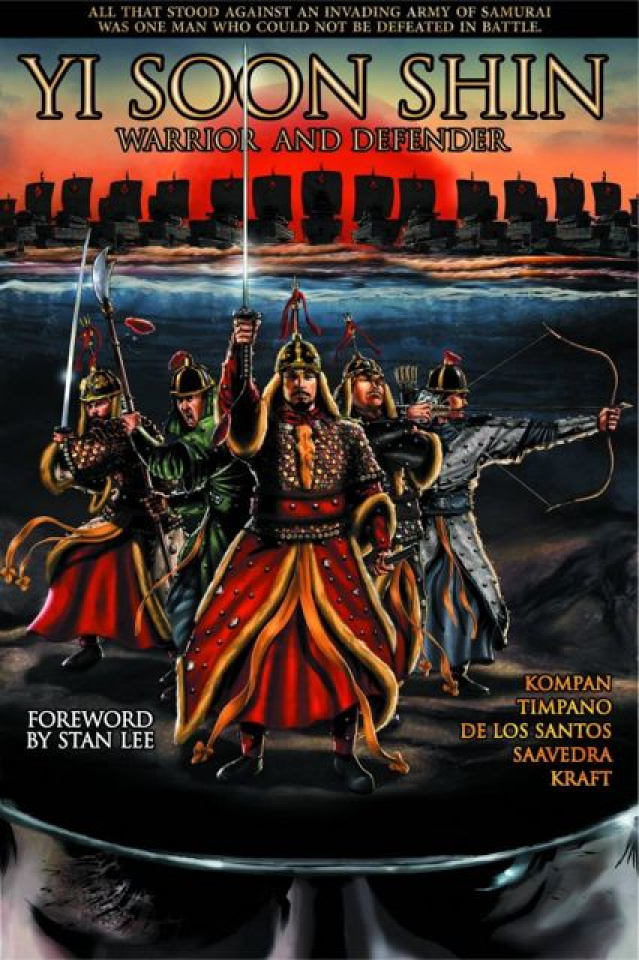 Yi Soon Shin: Warrior & Defender Vol. 1