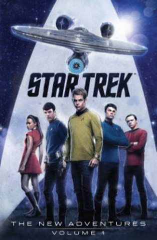 Star Trek: The New Adventures Vol. 1