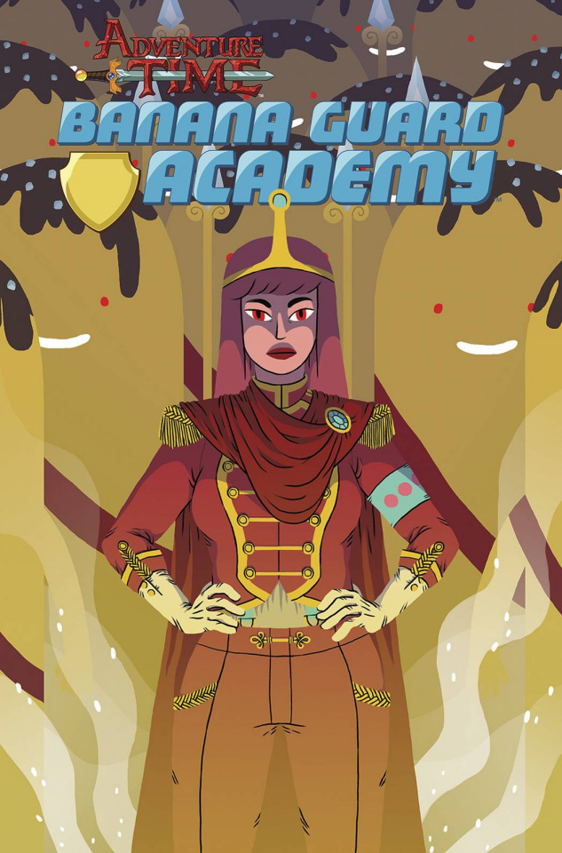 Adventure Time: Banana Guard Academy #1