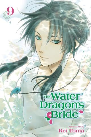 The Water Dragon's Bride Vol. 9