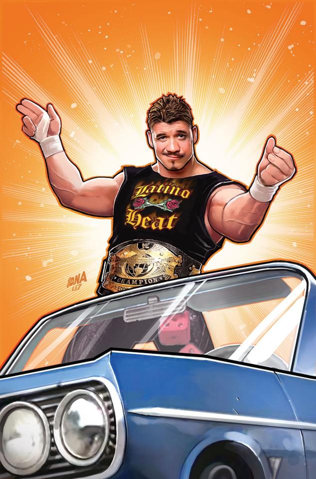 WWE #10 (15 Copy Nakayama Cover)