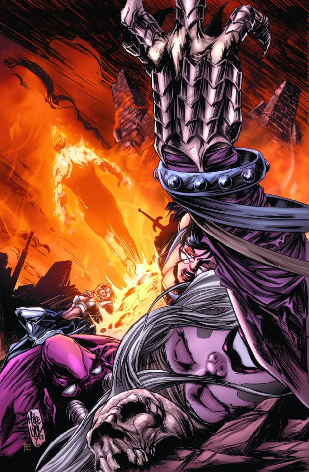 Grimm Fairy Tales: Myths & Legends #25 (Lily Cover)