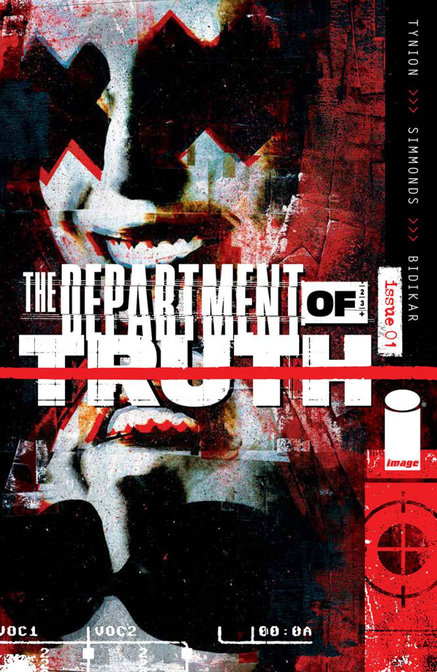 The Department of Truth #1 (Simmonds 6th Printing)