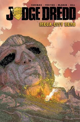 Judge Dredd: Mega-City Zero Vol. 1