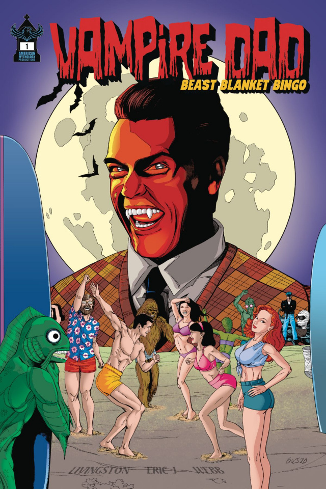 Vampire Dad #1