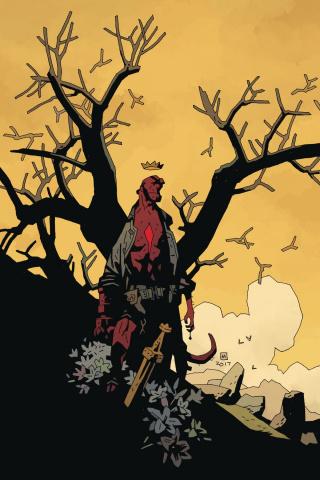 Hellboy Vol. 3: The Wild Hunt (Omnibus)