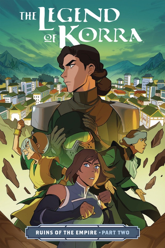 The Legend of Korra Part 2: Ruins of the Empire
