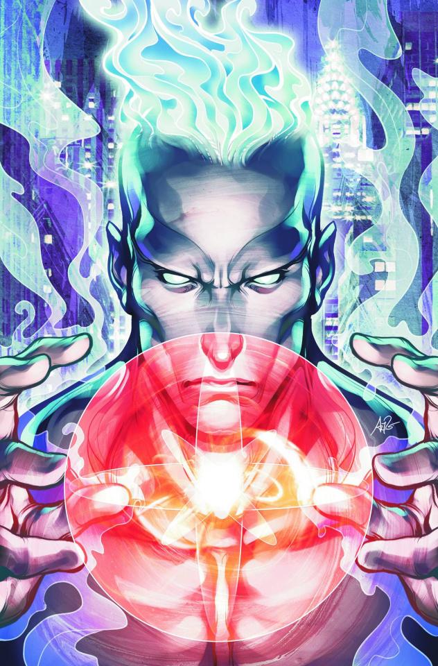 Captain Atom Vol. 1: Evolution