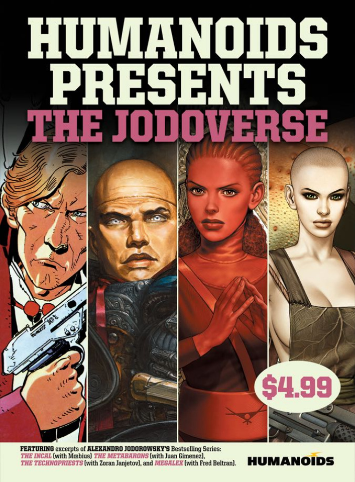 Humanoids Presents The Jodoverse