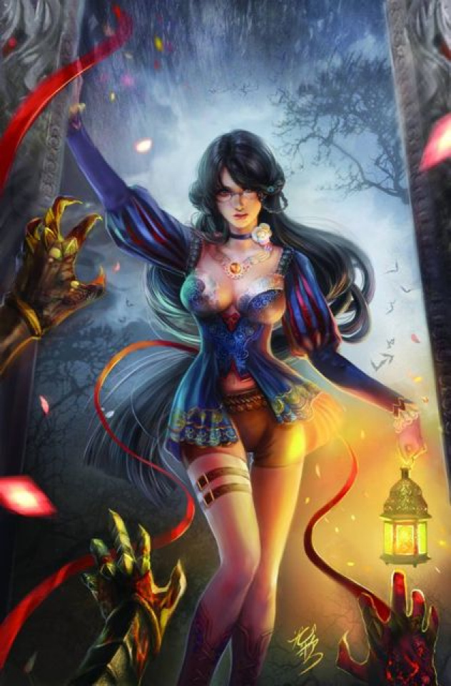 Grimm Fairy Tales #66 (Yang Cover)