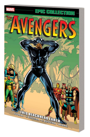 Avengers: This Beachhead Earth (Epic Collection)