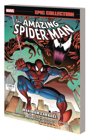 The Amazing Spider-Man: Maximum Carnage (Epic Collection)