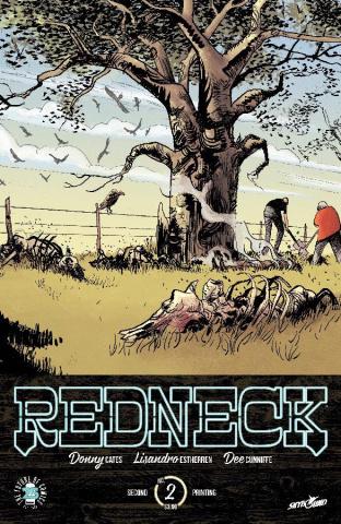 Redneck #2 (2nd Printing)