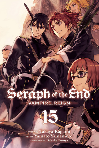 Seraph of the End: Vampire Reign Vol. 15