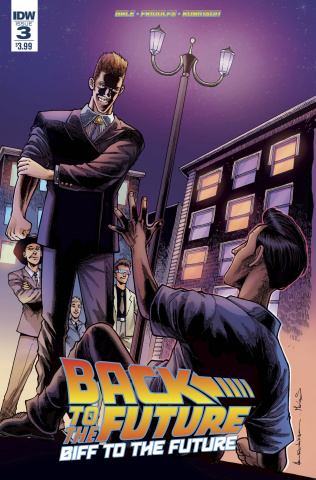 Back to the Future: Biff to the Future #3