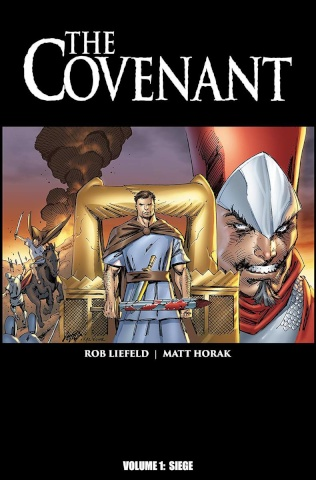 The Covenant Vol. 1: Siege
