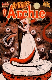 Afterlife With Archie #11 (Francavilla Cover)