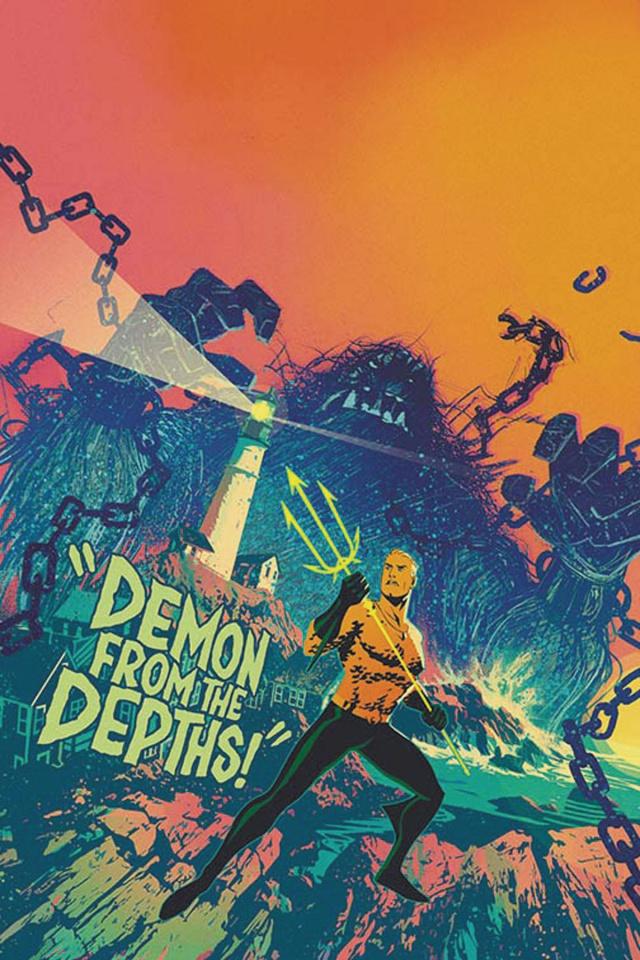 Aquaman #9 (Variant Cover)