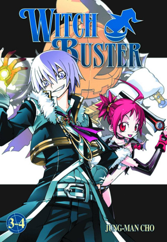 Witch Buster Vol. 2: Books 3 & 4