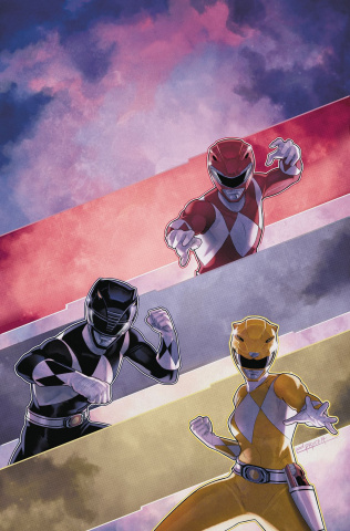 Mighty Morphin' Power Rangers #42