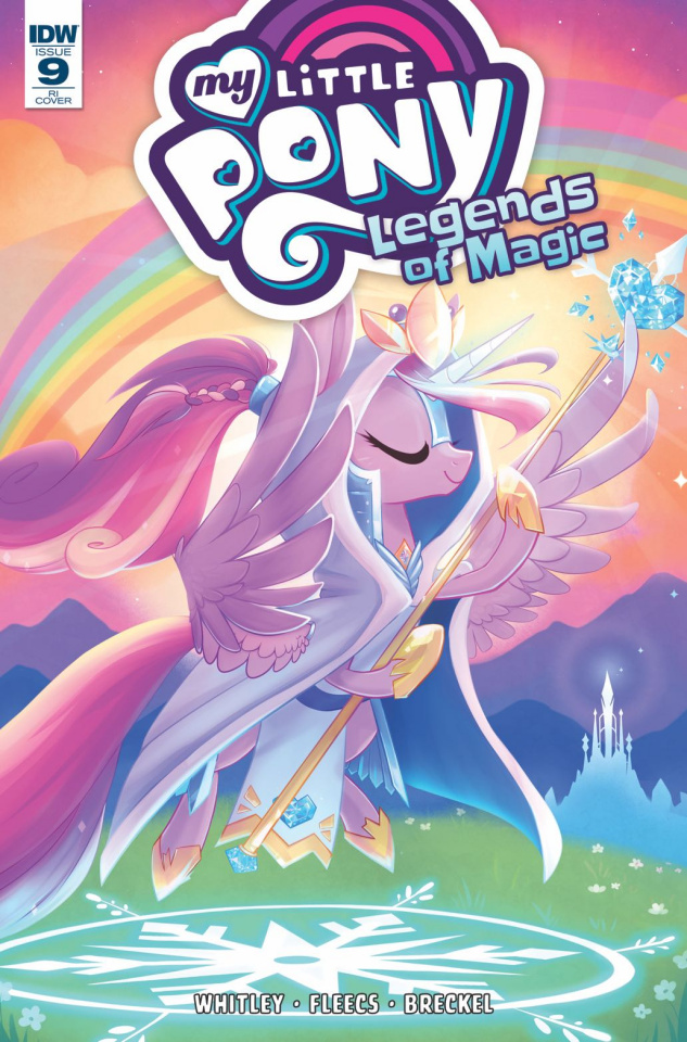 My Little Pony: Legends of Magic #9 (10 Copy Cover)