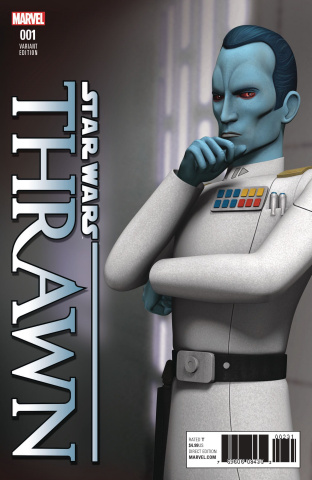 Star Wars: Thrawn #1 (Animation Cover)