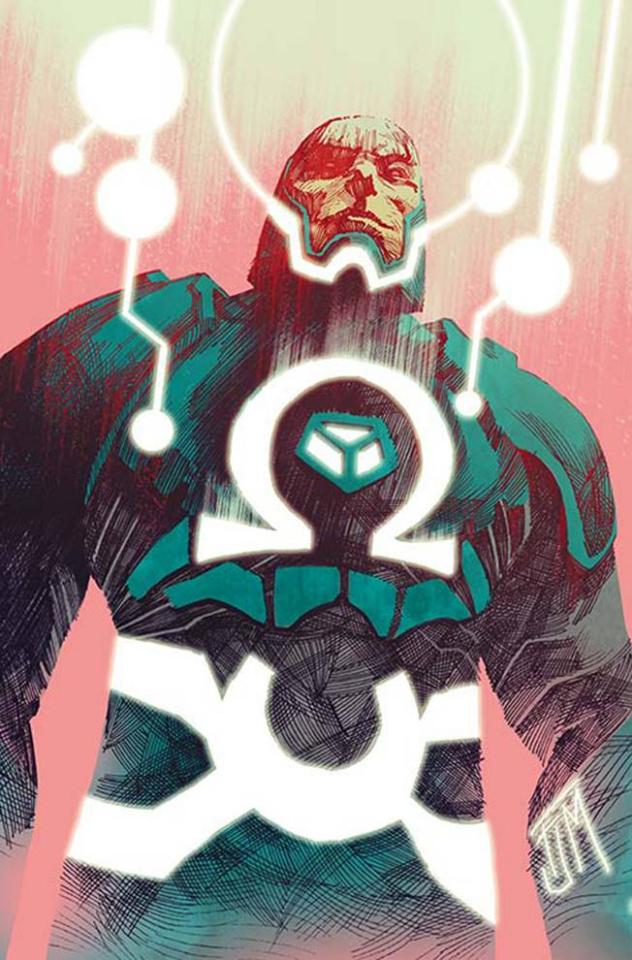 Justice League: Darkseid War - Lex Luthor #1