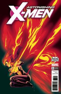 Astonishing X-Men #6 (Anka Phoenix Cover)