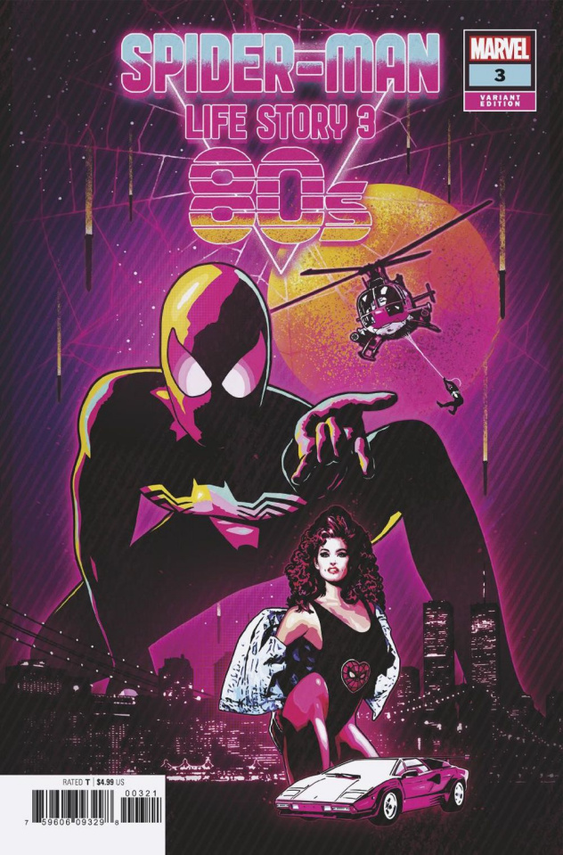 Spider-Man: Life Story #3 (Aco Cover)