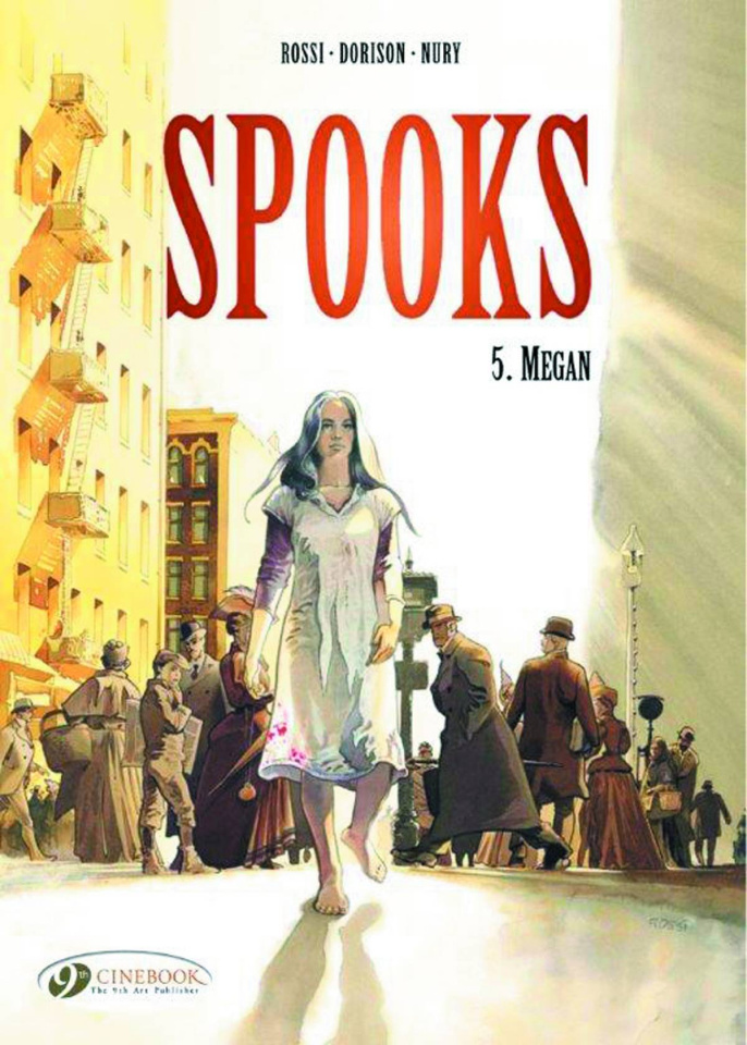 Spooks Vol. 5: Megan