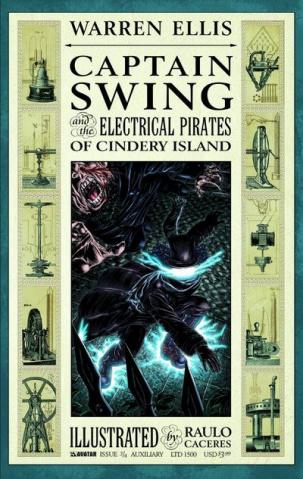Captain Swing #3 (Aux. Edition)