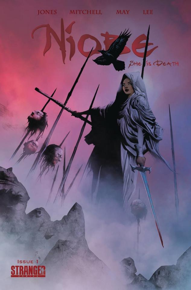 Niobe: She Is Death #1 (2nd Printing)