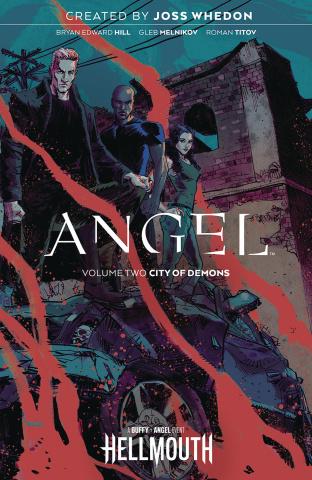 Angel Vol. 2: City of Demons