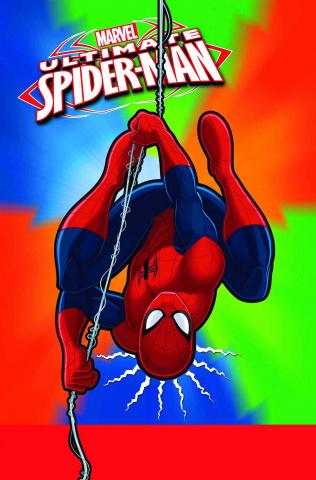 Marvel Universe: Ultimate Spider-Man #21