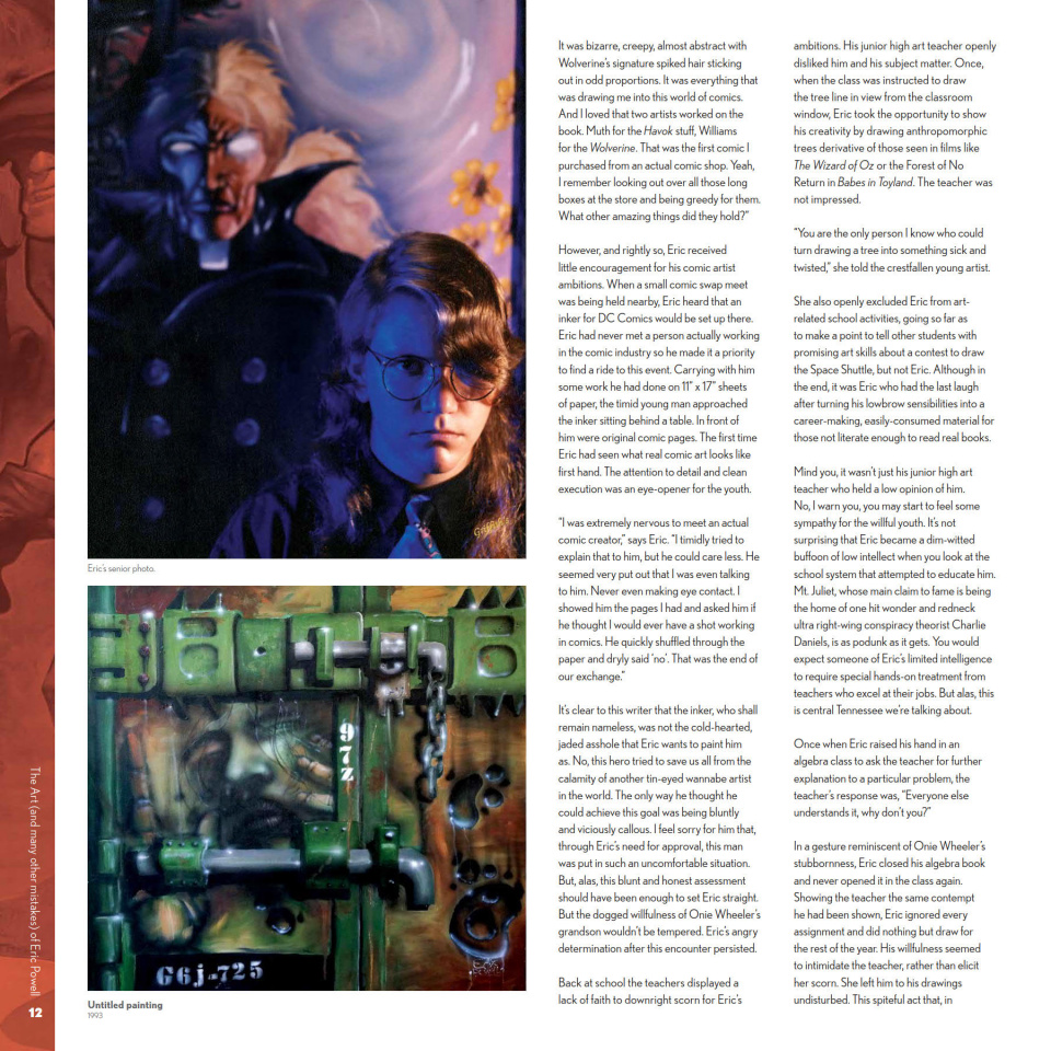 Issue Preview