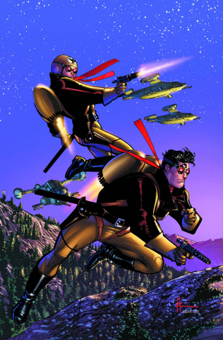 Buck Rogers in the 25th Century #3