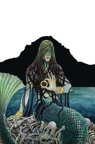 The Storyteller: Sirens #4 (Koch Cover)