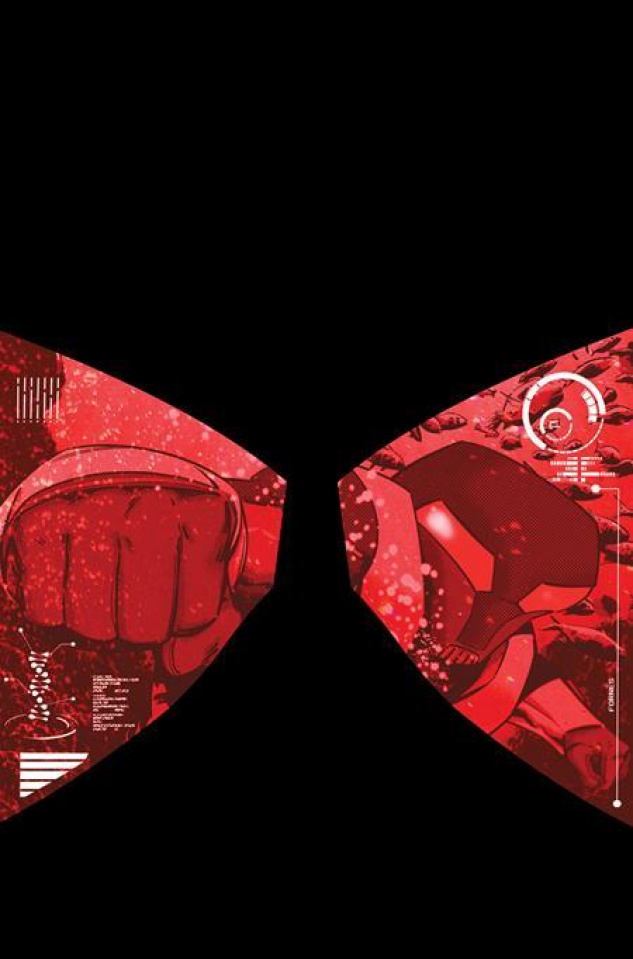 Black Manta #5 (Jorge Fornes Cover)