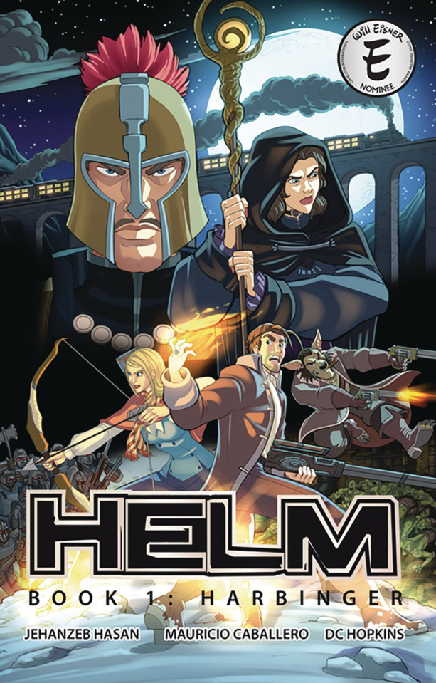 Helm Vol. 1: Harbinger